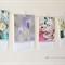 """Calendar 2015 - 5x7"""" Fine Art - Pretty Things - Gift Idea - Home Decor"""