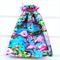 Library Bag Drawstring - Flamingos - LIB108 - Girl