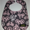 Pink Bicycle Bib