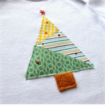 1st christmas tree | baby onesie | SALE | size 000