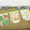 Counting Bunting Little Golden Book Children Room Decoration Baby Animals 1 2 3