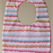 Baby Girl Bibs-4 Designs