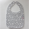 Bib - Buy any 3 get the 4th free / stars grey
