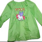 Art Smock - Personalised Girls - Unicorn