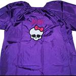 Art Smock - Personalised Girls - Monster High