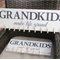 Grandkids Photo Board - Large
