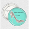 10 Hens party badges - add your text. 'Shoe Bling'