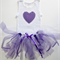 Girls Tutu and Singlet Set-Purple