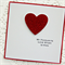 LOVE card my favourite love story is ours valentine's day anniversary
