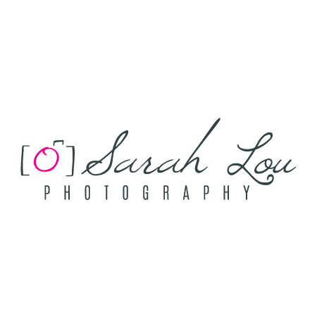 how to add photography logo