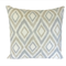 Ikat Neutral Toned Cushion Covers - set of 2