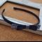 School Headband - Double Bow - Gingham