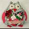 Sweet Mumma Owl Flowers