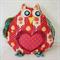Sweet Mumma Owl Pink Heart