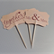 Cupcake toppers - Wedding
