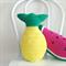 Crochet Pineapple Cushion