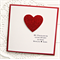 personalised love card my favourite love story is ours valentine's day