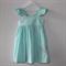 Girls Aqua Size 3 Grace Dress