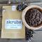Skrubs Fresh Handmade Coffee Body Scrub Natural Cellulite Reducer Mint Chocolate