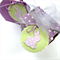 Pastel Bunny Rabbit gift tags. Purple & green. Easter gifts, baby shower, party.