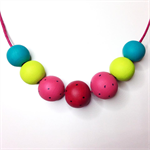 Kids Watermelon Adjustable Necklace