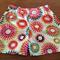 Girls Shorts Size 6 Retro Pinwheels