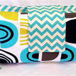 Nappy Wallet - Geometric and Chevron