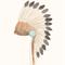 "Tribal Nursery Art, Set of 3 11""x14"" or A3 Prints for Baby Boy Nursery"