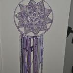 Lilac dreams = dreamcatcher