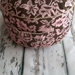 Children's ottoman/floor cushion.  Photography prop.