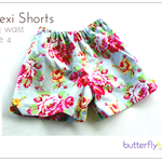 Flexi Shorts  Size 4