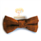 Junior Bow Tie Vintage Brown