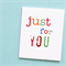 10 Gift tags or mini cards just for you