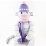 'Sadie' the Sock Monkey  - *ready to post*