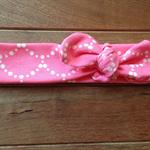 Pink dreams headtie