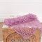 Delicate Baby Wrap - Mohair / Dusky Pink / Newborn Photography Prop