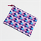 Purple Scales Zipped Pouch or Pencil case