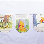 Winnie The Pooh Bunting Golden Book Honey Tree Children Garland Nursery Decor