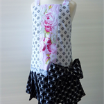 Special Occasion Dress, Flapper, Sizes 7/8, 10, made to order