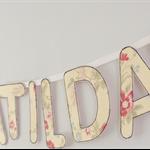'MATILDA' Name Bunting