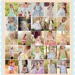 BYO Fabric Custom Dress Place