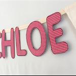 'CHLOE' Name Bunting