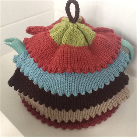 Retro Style Tea Cosy - custom made to order