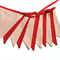 Valentine Bunting - Sweethearts Flag . Party, Shop or Market Banner