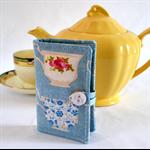 """TEA PURSE """"Tilda Teacups"""""""