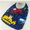 Baby Bib - own label, Machinery Cotton Fabric, Bamboo Toweling, Snap Fastened.