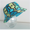 Boys summer hat in bright guitar fabric
