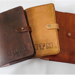 Leather Journal Personalized  book Cover
