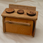 Dollhouse Oven