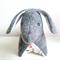 Vintage Puppy | Grey Wool | Cross Stitch Cotton